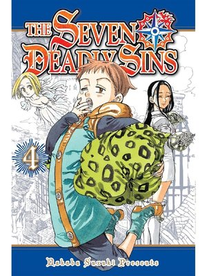 cover image of The Seven Deadly Sins, Volume 4